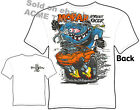 Ratfink T Shirts Mopar Clothing Big Daddy Shirt Ed Roth Street Racer Superbird