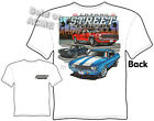 Camaro T Shirts Chevy Shirt Chevrolet Clothing Muscle Car 1967 1968 1969 1970
