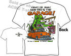 Ratfink T Shirts Chevy Shirt Big Daddy Clothing Ed Roth Forget The House 1950 50