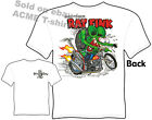 Big Daddy T Shirts Brother Rat Fink Chopper Ed Roth T Shirt Sz M L XL 2XL 3XL