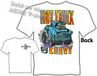 Ratfink T Shirts Chevy Shirt Truck Tee Shirts Big Daddy Pickup 1955 1956 1957