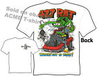 Ratfink T Shirts Corvette Apparel Chevrolet Clothing Ed Roth 427 1967 Stingray