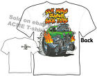 Ratfink T Shirts Hot Rod Clothes Big Daddy Shirt Ed Roth Sick Minds Gasser Tee