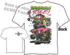 Ratfink T Shirts Hot Rod Shirts Big Daddy Clothing 1949 1950 1951 Studebaker Tee