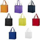 PACK OF 3 JUNO SHOPPING BAG - SHOPPER, TOTE-  8 COLOURS
