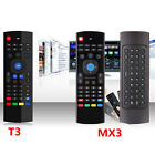 MXIII 2.4G Wireless Remote Control Keyboard Air Mouse for  TV box Mini PC
