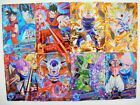 Dragon Ball Heroes GM HG1 CP 8 cards