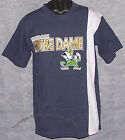 Vintage 90's NOTRE DAME FIGHTING IRISH SALEM T-Shirt NWT NOS New Old Stock