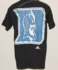 Vintage 90's DUKE BLUE DEVILS Apex One T-Shirt NCAA 2-Side Print NWT NEW Old Stk