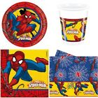 Ultimate Spider-man - Birthday Party Supplies All Listed Here