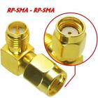 RP-SMA Adapter RF 5,8 GHz 45° 90° Winkel Antenne FPV SMA Male Angle RC Connector
