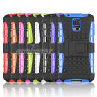 Hybrid Duty Armor Heavy Stand Case for Samsung Galaxy S5 G900S G900F G900I G900K