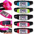 Sports Running Jogging Gym Waist Belt Bag Case Cover Holder For Mobile I phone