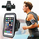 Gym Running Sports Armband Phone Case Cover Holder For iPhone Samsung LG HTC