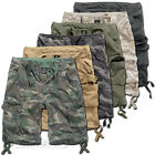 BRANDIT URBAN LEGEND SHORTS MILITARY ARMY VINTAGE CARGO COMBAT KNEE LENGTH