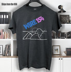 Wire  band t shirt  punk    image