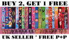 1 x Neck Lanyard ID Badge Key Holder Assorted Cartoon Designs LC004 *UK Seller*