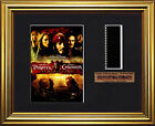 PIRATES OF THE CARIBBEAN 3 - At World's End   FRAMED MOVIE FILMCELLS