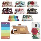Pattern Printed Leather Stand Case Wallet Cover For Samsung Galaxy S5 S V G900