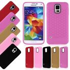 Slim Soft TPU Silicone Rubber Gel Phone Case Cover Skin For Samsung Galaxy S5