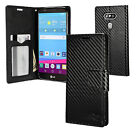 Slim Stylish Wallet Style ID Credit Card Cover Protector Phone Case for LG G5