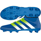 adidas Ace 16.3 Primemesh FG / AG 2016 Soccer Cleats Shoes New Blue / Green
