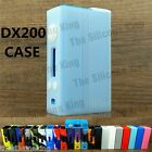 Silicone Sleeve for HOTCIG DX200 200W TC DNA 200 HOT CIG DX 200 Shield Skin