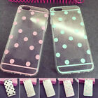 Lovely Cellphone Protective Case Cover Polka Dot Pattern For iPhone 6/6Plus Case