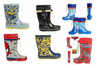 DISNEY Kinder Gummistiefel - Regenstiefel - Minion / Star Wars / Spiderman /Cars
