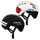 2016 Casco SpeedAiro Helmet + Visor + Case : Time Trial Triathlon Tri Road Bike