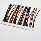 10 PCS 1S-7S Balance Charger Silicon Cable Wire JST XH Connector Adapter Plug