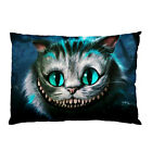 Hot New Alice In Wonderland Cats Smile Pillow Case Cover free shipping
