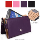 Simple Protective Wallet Case Clutch Cover for Smart-Phones ESXLWL-18