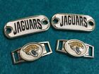 2 ~Jacksonville Jaguars NFL Paracord Charms Oval or Mini Dog Tag shoelace charms on eBay