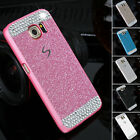 Luxury Bling Slim Glitter Hard PC Back Case Cover Skin For Samsung Galaxy Phone