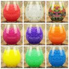10Bags Wedding Flower Crystal Soil Beads Mud Water Jelly Gel Ball Decorations