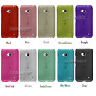 Brushed Gel TPU Case Cover Skin for Microsoft Lumia 640 LTE, RM-1072 / RM-1073