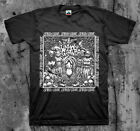 UNHOLY GRAVE 'Absurdity' T shirt (SOB Agathocles Mesrine Rot Insect Warfare)