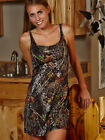 Mossy Oak Break Up Tank Nightgown