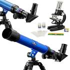 New Kids Telescope & Microscope Set Science Educational Creative Activity Game