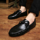 men shoes 3 color New style Casual solid leather driving loafers Breathable