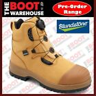 Blundstone Work Boots. 147. BOA Lacing System. Steel Cap Safety. Anti-Static.