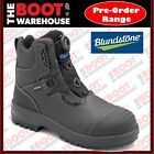 Blundstone Work Boots. 146. BOA Lacing System. Steel Cap Safety. Anti-Static.
