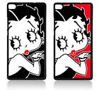 BETTY BOOP HUAWEI ASCEND P6 P7 P8 P9 LITE G8 MINI COVER CASE £12.77 GBP