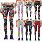 ZIPRAVS Women's Tights Active Yoga Running Pants Workout Printed Pants  XS~XL