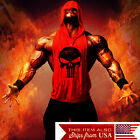 Внешний вид - Hoodie Punisher Tank Stringer Golds Men Bodybuilding Gym Muscle  FAST SHIPPING!!