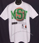 Vintage 90s Michigan State SPARTANS College Concepts T-Shirt NCAA Basketball NWT