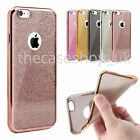 New Bling Silicone Glitter ShockProof Case Cover For Apple iPhone 7 6 6s 7 Plus
