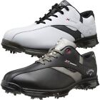 2016 Callaway X Nitro Microfiber Leather Mens Golf Waterproof Shoes-Wide Fitting