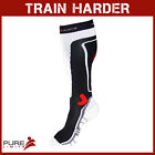 Pure Limits - Reinforced Unisex Woven Compression Socks - CrossFit Front Protect